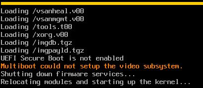 vmware虚拟机安装ESXI卡住- 吴昊博客